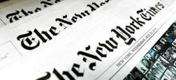 Le New York Times a annoncé une forte hausse de ses abonnements en ligne, dont les recettes dépassent pour la première fois celles du papier