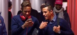 L'annonce du transfert d'Alexis Sanchez à Manchester United a généré 75% d'interactions de plus sur les réseaux sociaux que celui de Neymar au PSG