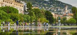 France 2 annonce que la prochaine Fête de la Musique se déroulera à Nice sur la Place Masséna