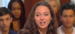 Morandini Zap: Jenaye Noah, la fille de Yannick Noah désormais mannequin, évoque son enfance et la notoriété de son père