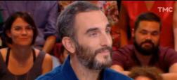 """La nouvelle chronique de Matthieu Noël déjà supprimée de """"Quotidien"""" sur TMC après une seule apparition - Voilà pourquoi"""