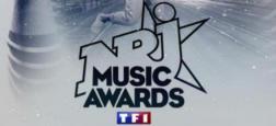 NRJ, TF1 et la Mairie de Cannes annoncent le renouvellement de leur partenariat pour trois années supplémentaires et annoncent l'organisation des NRJ Music Awards à Cannes jusqu'en 2024