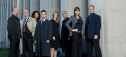 """Audiences 2e PS: Les séries """"New York, unité spéciale"""" sur TF1 et """"Rizzoli & Isles"""" sur France 2 quasiment à égalité"""