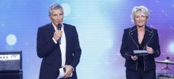 Audiences Avant 20h: Un peu moins de 1,5 million de téléspectateurs devant France 2 pour le lancement du Téléthon hier soir en direct