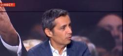 """Le journaliste Olivier Galzi a été """"rappelé à l'ordre"""" par la direction de sa chaîne LCI après sa comparaison entre voile et uniforme SS - L'économiste Thomas Porcher claque la porte"""