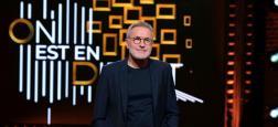 """Audience 2e PS : Laurent Ruquier approche le million de téléspectateurs hier soir sur France 2 avec """"On est en direct"""" diffusé à partir de 23h30"""