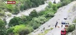 Italie: Au moins dix personnes ont été tuées dans dans la crue soudaine du Raganello, un torrent du parc national du Pollino