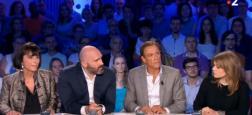 """Découvrez l'audience de Laurent Ruquier pour la dernière de la saison de """"On n'est pas couché"""" et les adieux de Yann Moix sur France 2"""