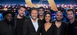 Audiences: La nouvelle émission d'Arthur diffusée sur TF1 à 23h40 a attiré 1.176.000 personnes pour son lancement