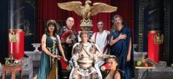 """La mini-série """"Péplum"""" bientôt de retour sur M6 avec un téléfilm de 90 minutes: """"Péplum, pour le meilleur et pour l'Empire"""""""