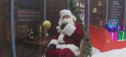 Le secrétariat du Père Noël ouvrira demain pour éplucher les lettres que lui adressent chaque année des centaines de milliers d'enfants