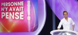 """La première partie des castings de la nouvelle saison du jeu de France 3 """"Personne n'y avait pensé"""" aura lieu samedi prochain à Lille et à Marseille"""