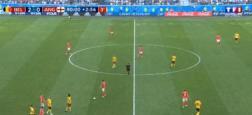 Audience: La petite finale du Mondial entre la Belgique et l'Angleterre a attiré 5,4 millions de téléspectateurs à 15h50 sur TF1