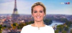 Audiences 20h: Audrey Crespo-Mara en tête des audiences sur TF1 malgré la bonne forme de Thomas Sotto sur France 2