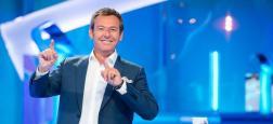 """Audiences prime: Jean-Luc Reichmann leader sur TF1 devant Mongeville sur France 3 et il écrase """"Pop Show"""" de Nagui sur France 2, au plus bas à moins de 1,4 million"""