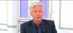 """Pierre Dhostel, fils de Pierre Bellemare: """"Plus personne ne pensait à lui à la télévision ou à la radio... Ca le déprimait et le peinait beaucoup"""""""