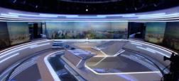 Découvrez tout ce qui va changer à la rentrée sur le plateau du JT de TF1 qui va tenter de se rapprocher de celui de France 2