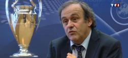 """Michel Platini dépose plainte contre X en France pour """"dénonciation calomnieuse et association de malfaiteurs en vue de commettre le délit de dénonciation calomnieuse"""""""