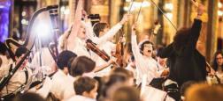 """France 3 diffusera """"Symphonique kids jouent pour + de vie"""" le vendredi 5 octobre à 21h au profit de l'association """"+ de vie"""""""