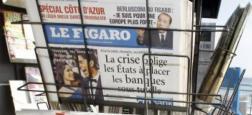 Coronavirus - Très affaiblie par la crise sanitaire, la presse écrite va bénéficier d'aides d'un total de 483 millions d'euros sur deux ans, a indiqué l'Elysée