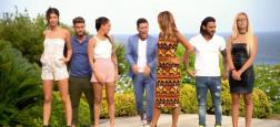 """Audiences télé-réalité: A 20h, l'épisode inédit des """"Princes et Princesses de l'amour"""" stable à 630.000 téléspectateurs sur W9"""