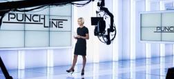 """C8 a décidé d'arrêter l'émission politique de Laurence Ferrari, """"Punchline"""""""