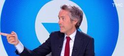 """Audiences 20h: Le journal de TF1 large leader - """"Scènes de ménages"""" puissant sur M6 à plus de 4 millions - """"Quotidien"""" en forme sur TMC à plus de 1,8 million"""