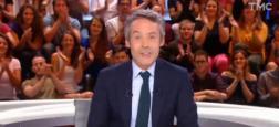 """Audiences """"20h"""": Le JT de 20h de TF1 approche les 6 millions - """"Quotidien"""" boostée par l'affaire Mélenchon sur TMC à plus de 1,6 million"""