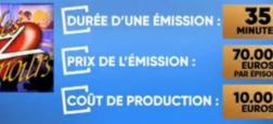 TPMP accuse les producteurs des Z'amours de surfacturer le jeu à France 2 en réalisant plus de 85% de marge sur le service public ! Vidéo