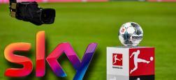 Sky, diffuseur de la Bundesliga en Allemagne, a décidé de retransmettre gratuitement le multiplex des 16 et 23 mai, pour la reprise à huis clos du championnat