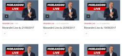 """Le service de replay de """"Morandini Live"""" est enfin disponible ! Retrouvez toutes les infos et le lien ICI"""