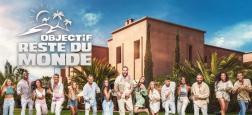 """Audiences Avant 20h: Peu de monde en access mais TF1 est leader - Nagui tombe à 2,5 millions sur France 2, """"Objectif reste du monde"""" à moins de 500.000 sur W9 et Dechavanne à 195.000 sur C8"""
