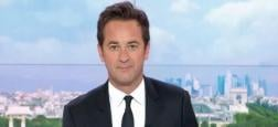 Audiences: Le 13h de France 2, présenté par Nathanaël de Rincquesen, a réalisé la semaine dernière un record hebdomadaire historique