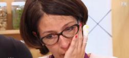 """Morandini Zap: Après avoir raté sa recette, une candidate craque et fond en larmes dans """"Les rois du gâteau"""" sur M6"""