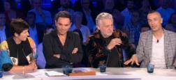 """Audience 2eme partie de soirée: Laurent Ruquier leader hier soir mais avec seulement 1 million de téléspectateurs pour """"On n'est pas couché"""""""