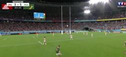 Audiences Mondial de Rugby: Le quart de finale entre le pays de Galles et la France a été le match le plus suivi depuis le début de la compétition sur TF1 avec 6,7 millions de téléspectateurs hier matin