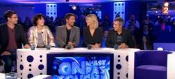 "Audiences: ""On n'est pas couché "" de Laurent Ruquier sur France 2 attire 1,2 million de téléspectateurs à 23h30"