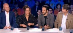 """Audiences 2e PS : A partir de 23h, la deuxième partie de """"Danse avec les stars"""" à plus de 3 millions sur TF1 - Laurent Ruquier dépasse le million sur France 2"""