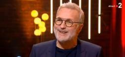 """Audience 2e PS : Laurent Ruquier sur France 2 avec """"On est presque en direct"""" souffre de la fin tardive de la finale de Mask Singer sur TF1"""