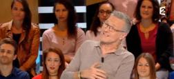 """Audiences: Laurent Ruquier conserve son public et reste au dessus du million avec """"Les enfants de la télé"""" à 14h20 sur France 2"""