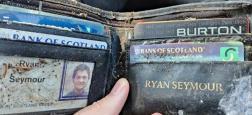 Il y a 17 ans, un Ecossais se faisait voler son portefeuille lors d'une soirée arrosée dans un pub de Dunfermline... Il vient de le retrouver !