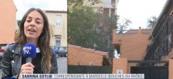 """BFM TV annonce que sa correspondante à Marseille a été """"physiquement menacée ce matin"""" pour l'empêcher de faire son travail"""