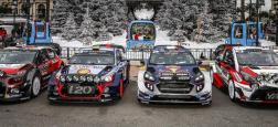 Canal+ a acquis pour plusieurs saisons, à partir de 2019, les droits de diffusion du championnat du monde des rallyes