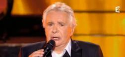 """Audiences prime: Le dernier show de Sardou leader sur France 2 à plus de 4 millions - """"Danse avec les stars"""" sur TF1 en recul sur une semaine"""