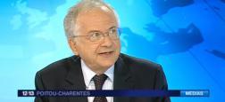 Le président sortant du CSA Olivier Schrameck présente des propositions pour faire évoluer la régulation avant son départ
