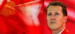 L'ancien champion du monde de Formule 1, Michael Schumacher, hospitalisé en secret depuis hier à Paris pour y subir un traitement médical confidentiel