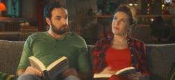 """Audiences 20h30: La série quotidienne """"Scènes de ménages"""" réalise sa meilleure audience depuis le mois de mars avec 4,3 millions de téléspectateurs sur M6"""