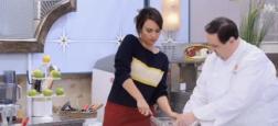 """Audiences 2e PS: L'émission """"Le meilleur pâtissier - Les secrets des professionnels"""" attire 802.000 téléspectateurs à 23h30 sur M6"""