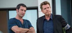 "Audiences prime: TF1 leader avec ""Section de recherches"" à 5,4 millions - La série de France 3 faible à 1,7 million"