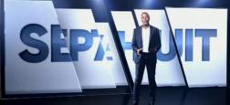 """Audiences Avant 20h: """"Sept à huit"""" leader sur TF1 mais sous la barre des 4 millions de téléspectateurs - """"Les enfants de la télé"""" sur France 2 et """"66 minutes"""" sur M6 à égalité à 2,3 millions"""